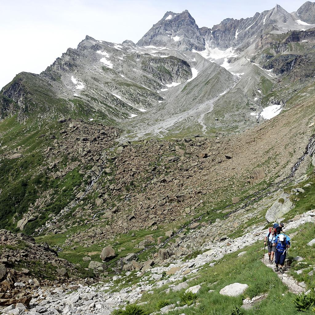 Wanderung Binntal - Alpe Devero © Valerie Chetelat