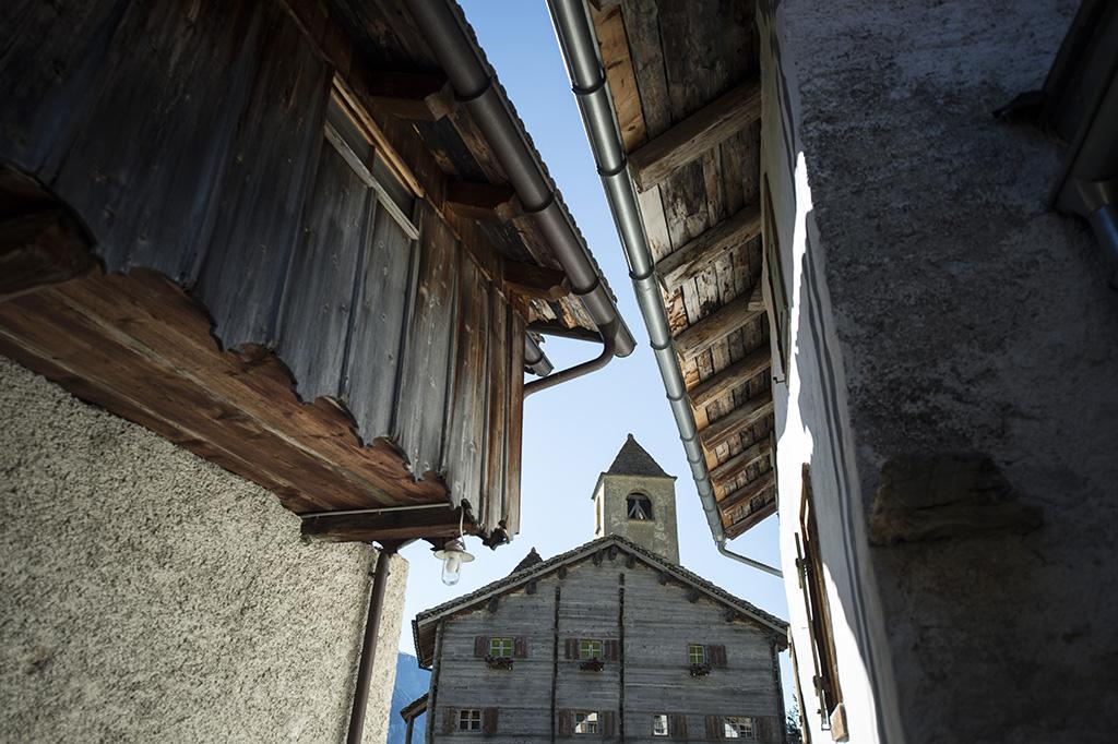 Streifzug rund um den Piz Beverin, Lohn © Valerie Chetelat