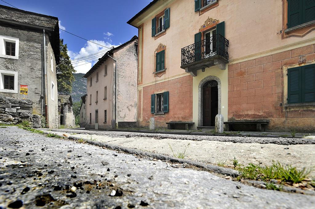 Linescio, Valle Rovana © Valerie Chetelat