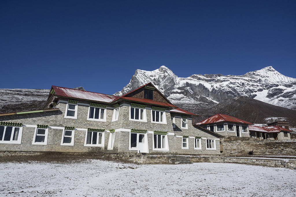 Yeti Lodge, Kongde, Everest Komfort Trekking, 27. April - 13. Mai 2017 © Valerie Chetelat