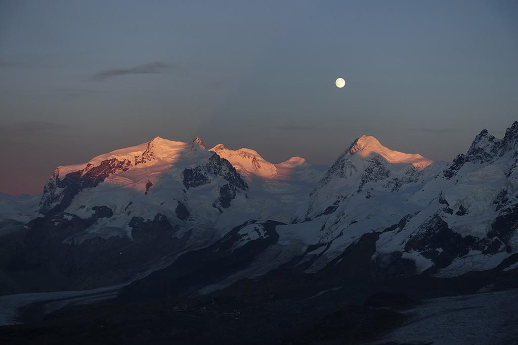 Matterhorn Glaicer Trail, Zermatt, Mammut Alpine School 28.-29-8-2015 © Valerie Chetelat