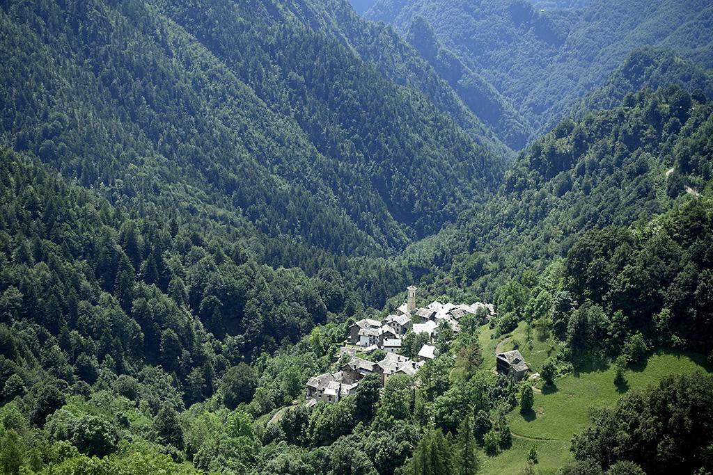 Grande Traversata delle Alpi, Campello Monti - Rimella - Fobello © Valerie Chetelat
