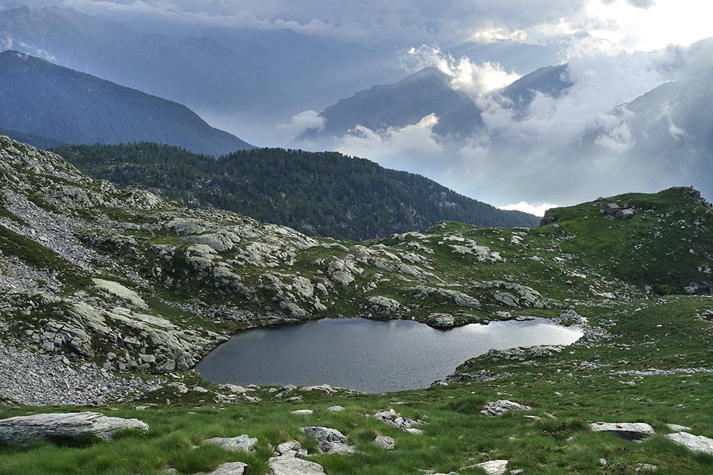 Rosazza bis Rifugio Coda, Grande Traversata delle Alpi © Valerie Chetelat