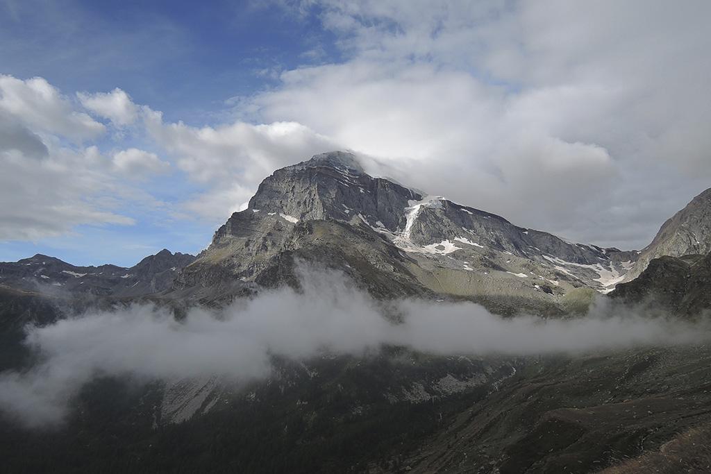 Wanderung Piemont 2014, 24. - 30. August, Monte Leone © Valerie Chetelat