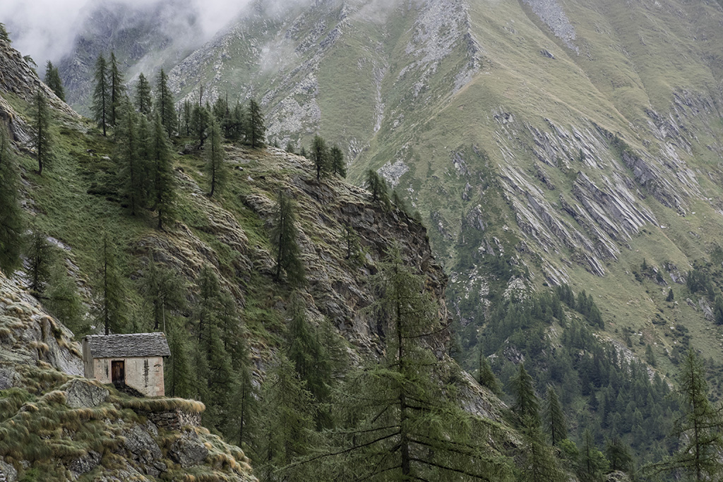 Grande Traversata delle Alpi 2016, Piemont Italien. Von Campeollo Monti (Val Strona) nach Pont Saint Martin (Aostatal) © Alison Pouliot