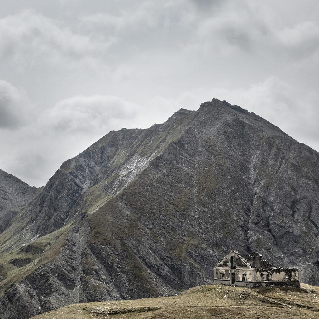 Grande Traversata delle Alpi - GTA. Von Pont Valsavarenche nach Ponte Rabbioso. 24. August - 2. September 2018. © Valerie Chetelat