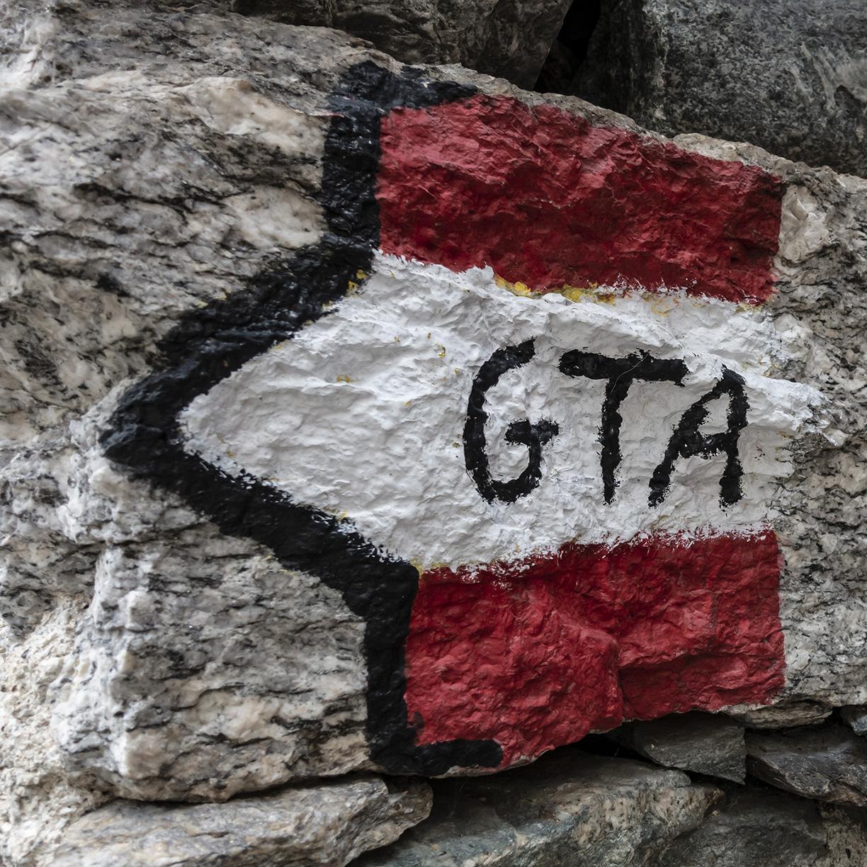 Grande Traversata delle Alpi, GTA Teil 2. Von Campello Monti nach Pont Saint-Martin 5.-14. Juli 2019 © Valerie Chetelat