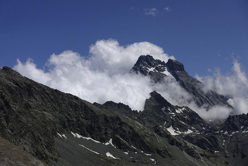 Grande Traversata delle Alpi, Reko 31. Juli - 9. August 2019 © Valérue Chételat