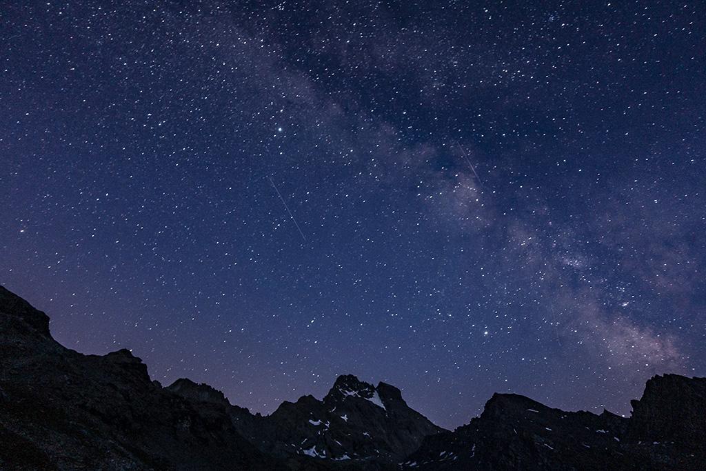 Grande Traversata delle Alpi, Reko 31. Juli - 9. August 2019 © Valérie Chételat