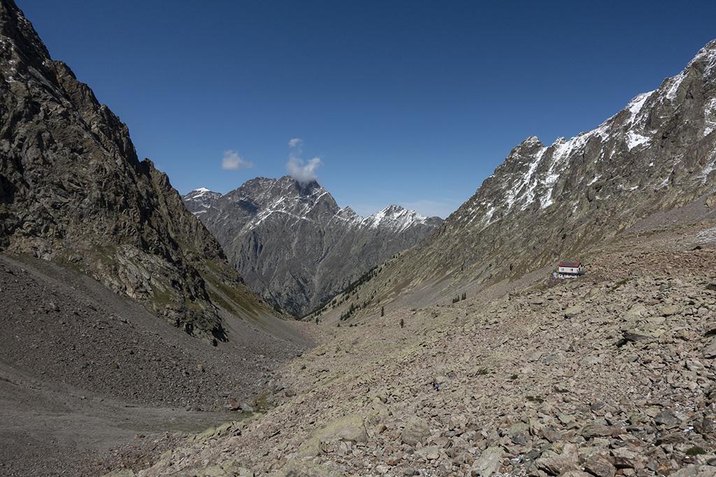 Grande Traversata delle Alpi, Reko Teil 6. Von Bersezio nach Entracque 6.-12. September 2019 © Valerie Chetelat