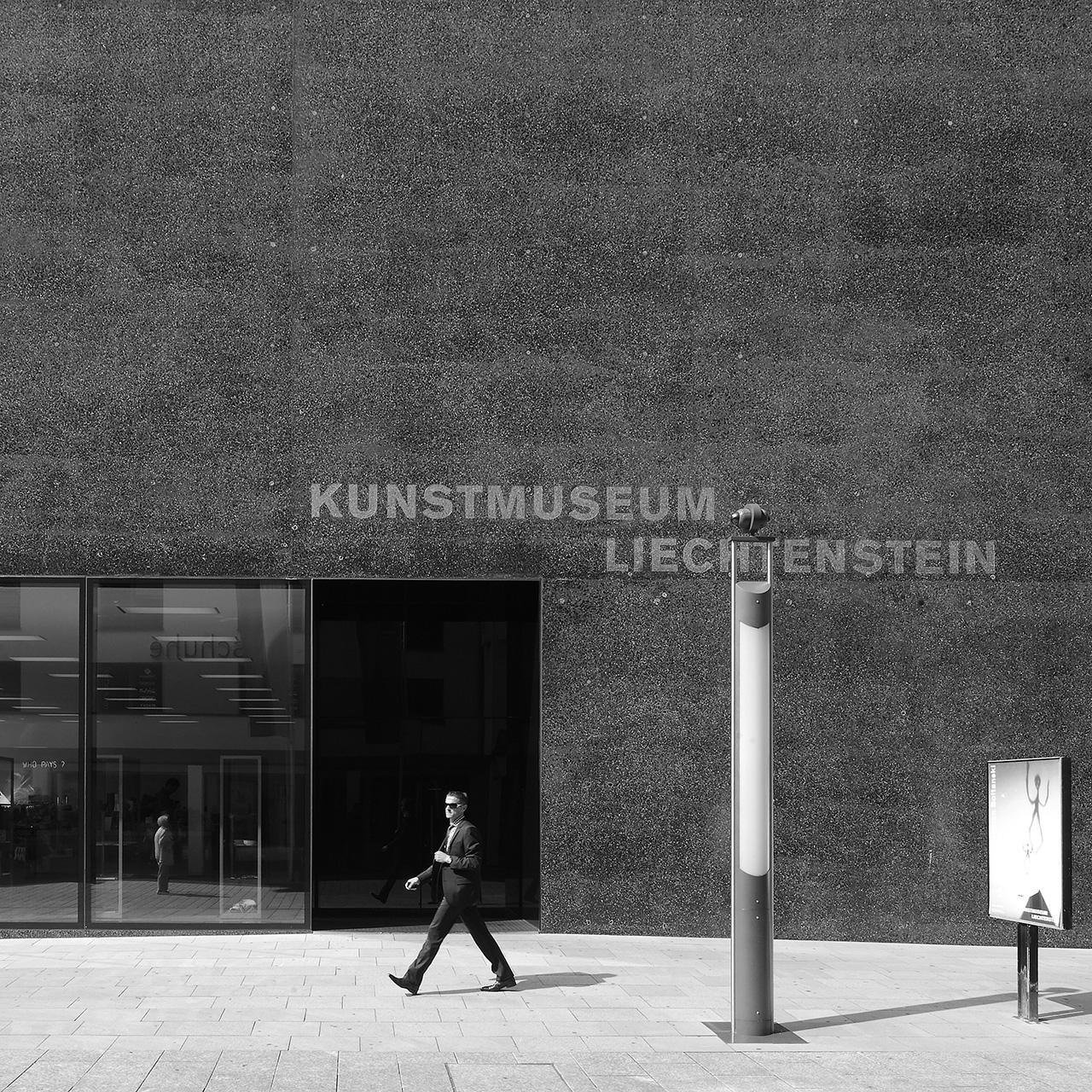 Kunstmuseum Liechtenstein, Vaduz © Valérie Chételat