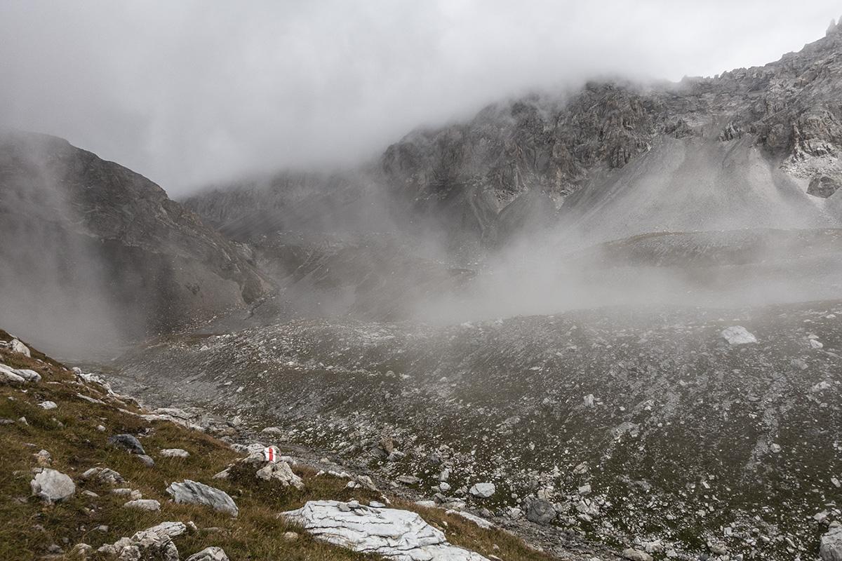 Wanderung rund um den Piz Beverin 20.-22. September 2019 © Valérie Chételat
