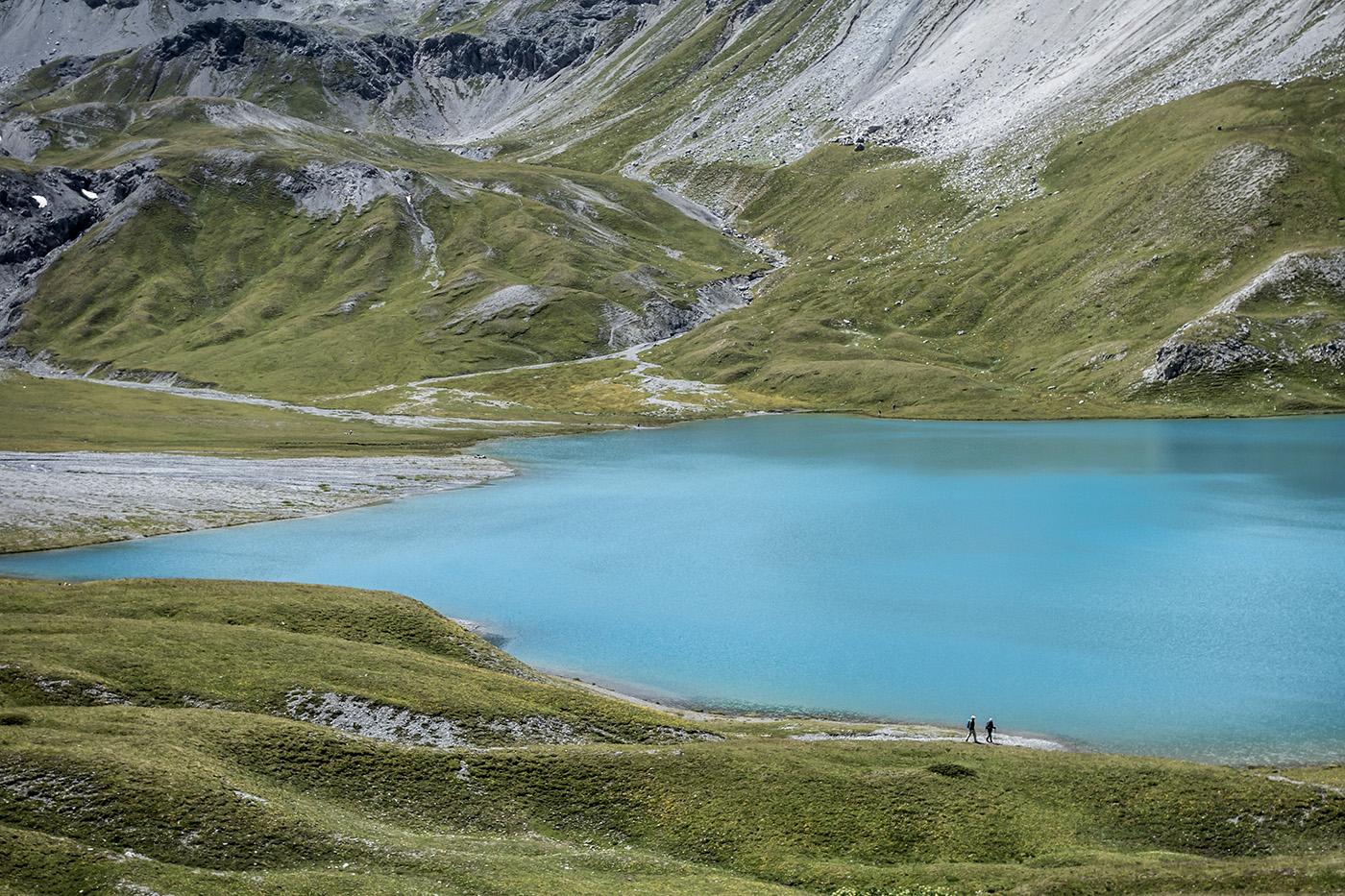 Wanderwoche Val Muestair, Lai da Rims, 12. - 19. Juli 2020 © Valerie Chetelat