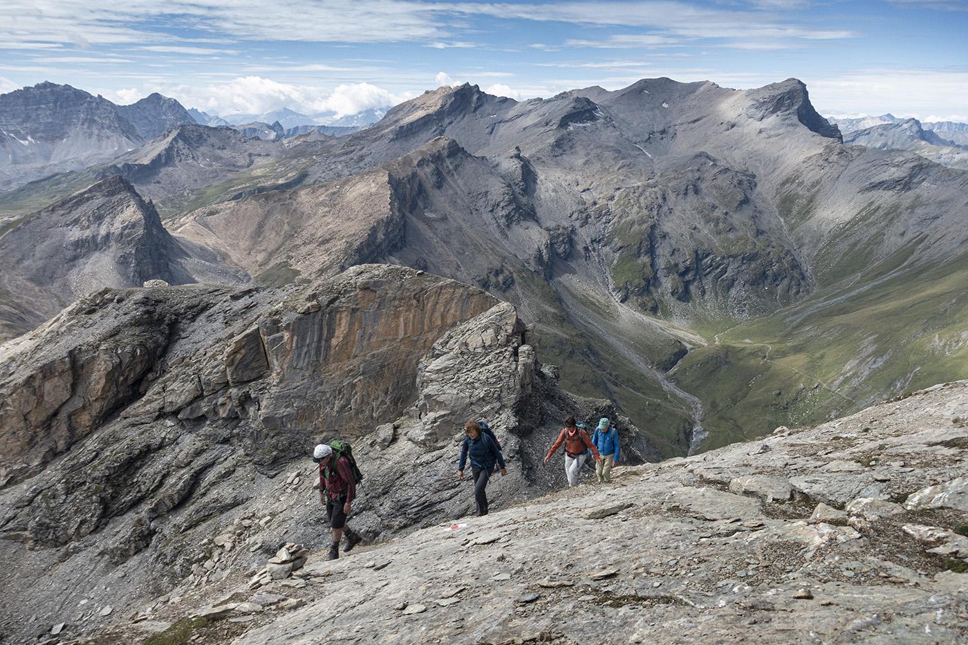 Wanderung Naturpark Beverin 22.-29. August 2020 © Valerie Chetelat