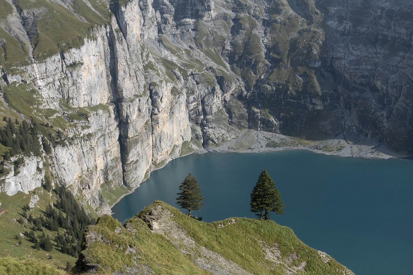 Wanderung Via Alpina, von Lauterbrunnen nach Adelboden. 10. - 13.  September 2020 © Valerie Chetelat