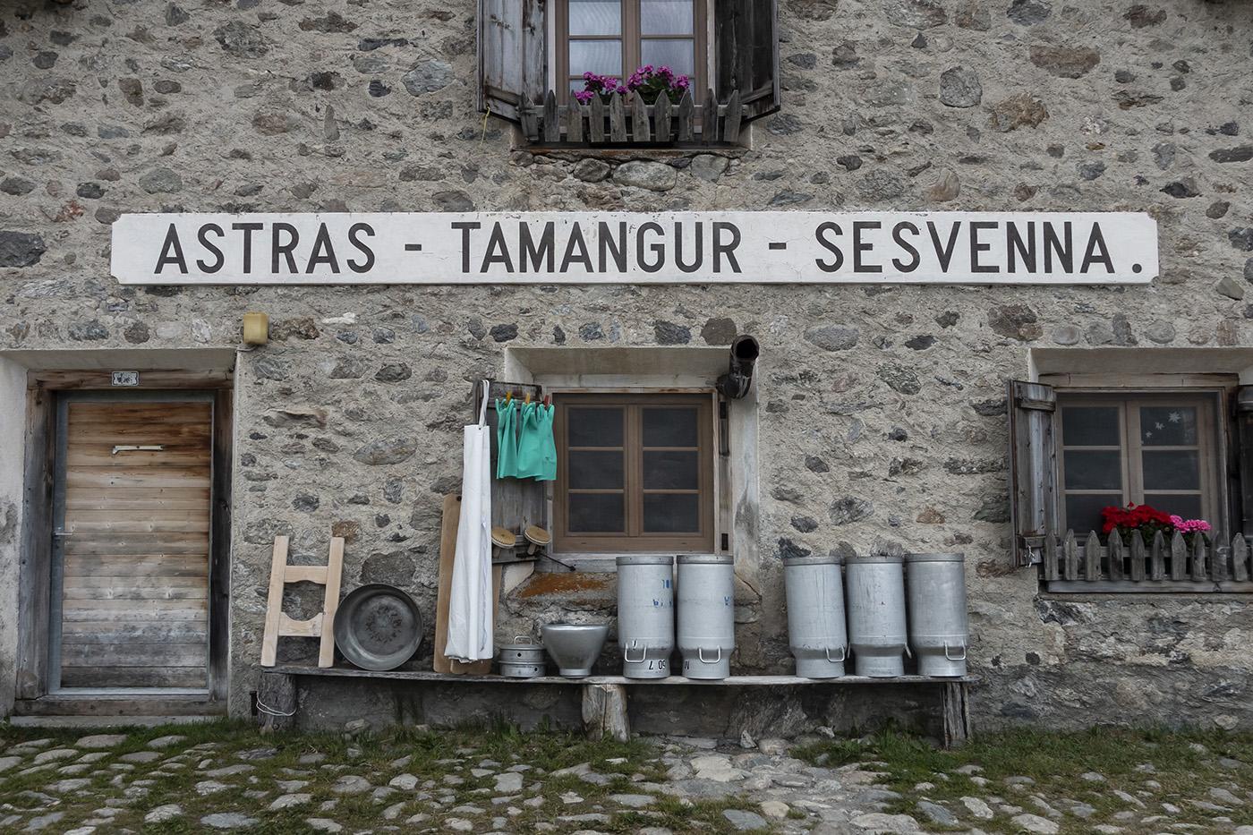Wanderwoche Val Muestair, Alp Astras, 12. - 19. Juli 2020 © Valerie Chetelat