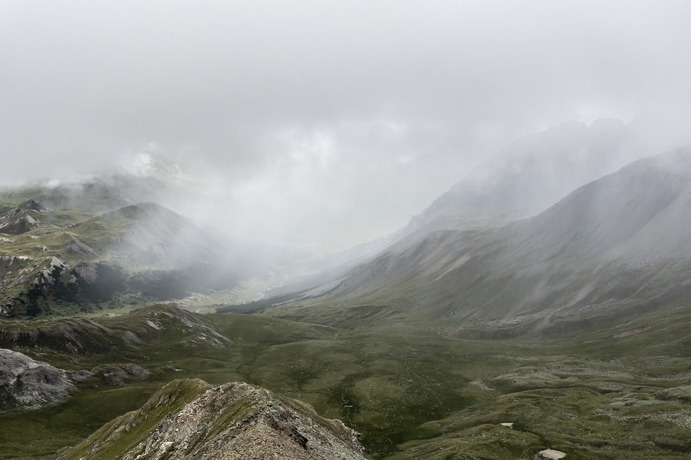 Wanderwoche Val Muestair, Pz Terza, 12. - 19. Juli 2020 © Valerie Chetelat