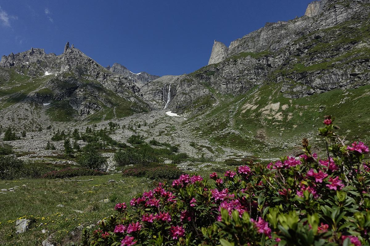 Grande Traversata delle Alpi GTA, 6.- 15. Juli 2018 © Valerie Chetelat