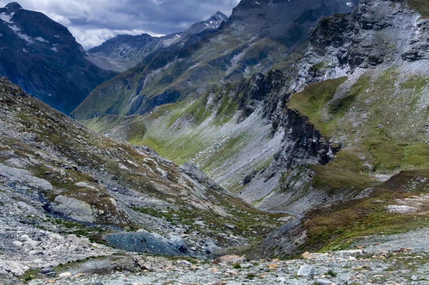 Wanderung Bergell © Valerie Chetelat
