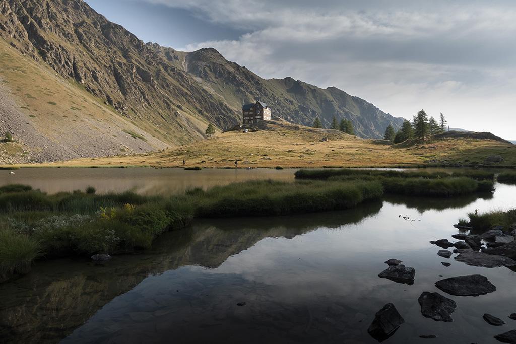 Grande Traversata delle Alpi, Teil 6, Seelapen. 19. - 29. August 2021